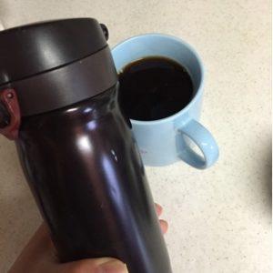 いくら節約できる?仕事中のコーヒーを持参したら?