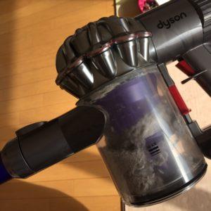 布団のダニ対策ならレイコップよりDysonのデジタルスリム掃除機がオススメな理由