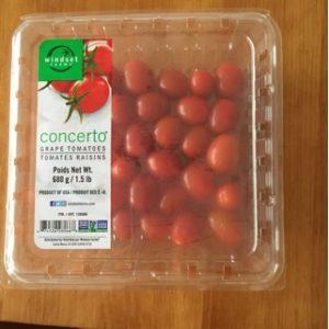 コストコで買ったミニトマトでサラダ&簡単ピクルス