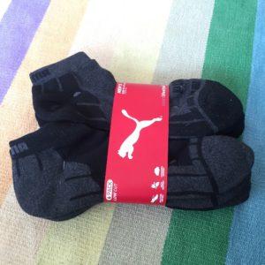 コストコで売ってるプーマのメンズ靴下がかなり良い!