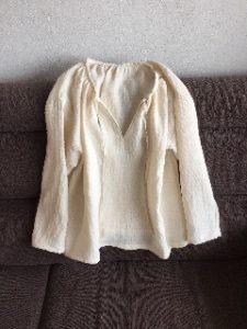 手作り服だけで乗り切れるか!?衣服代の節約のため簡単手作り服