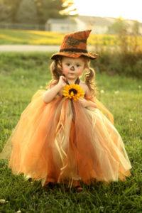 ハロウィンの衣装は手作り!縫わなくても作れるチュチュが超簡単で超可愛いんです!