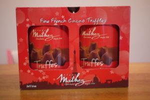 コストコでバレンタインにおすすめなチョコレートその3マセズトリュフチョコレート