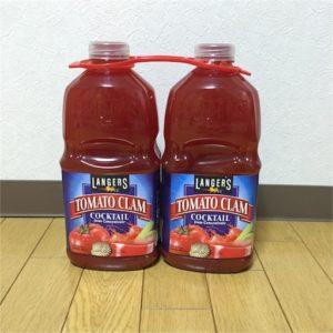美容・むくみに効果絶大!コストコにめちゃ旨トマトジュースあります!