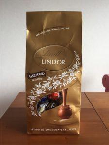コストコでチョコレートと言えばリンツ リンドールがおすすめです