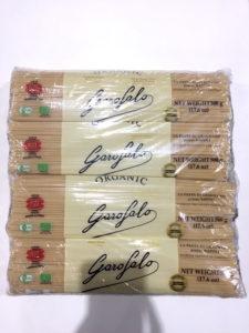コストコでオーガニックパスタガロファロがお買い得!本格的なモチモチパスタ