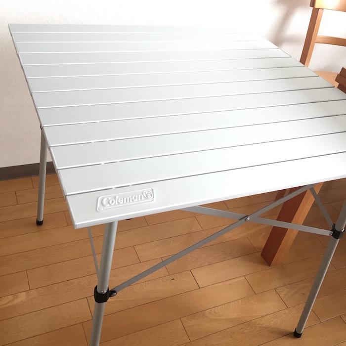 コールマン アウトドアアルミテーブル
