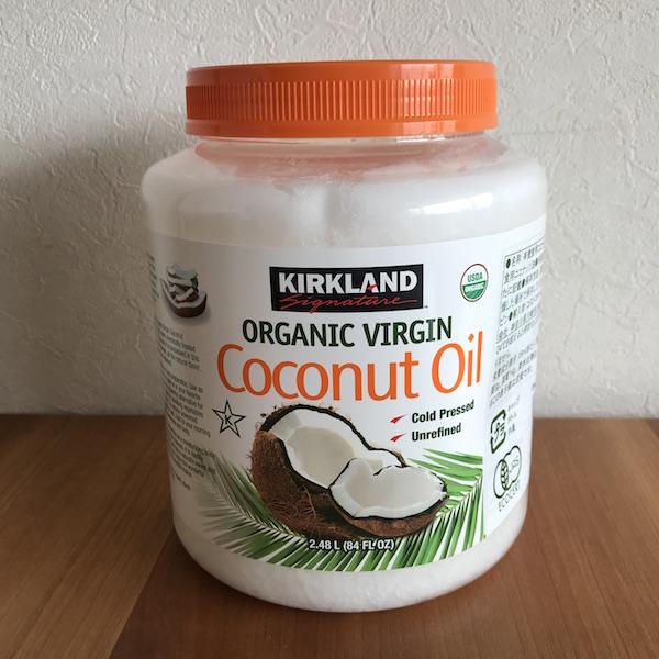 オイル コストコ ココナッツ