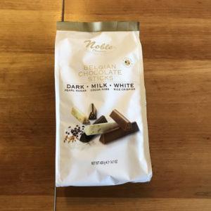 コストコで美味しいチョコレート発見!ベルジャンチョコレートスティック