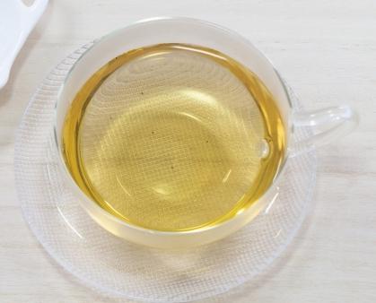 マテ茶のお湯だし
