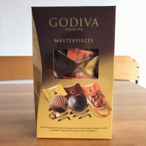 コストコはゴディバが安い!GODIVAのマスターピースチョコレートが美味しい!
